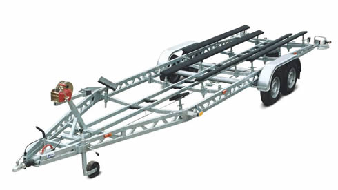 trailers for transporting boats » 3000 Jh